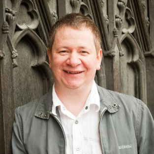 Interview with author David Leadbeater